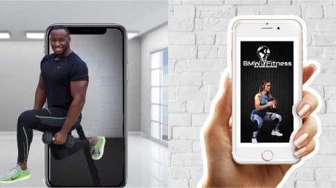 BMW Fitness Mobile Training App